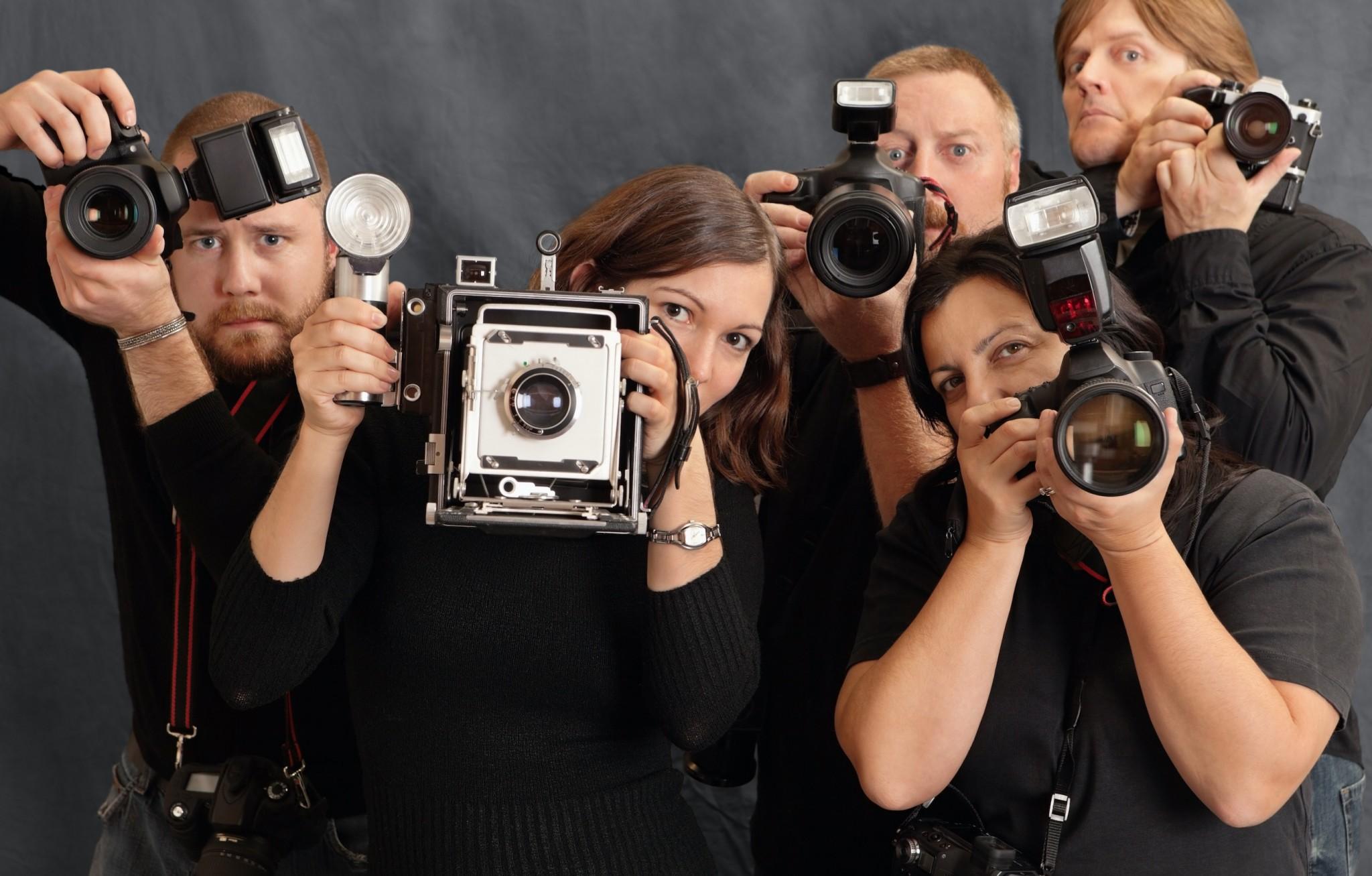 Как стать профессиональным фотографом с нуля