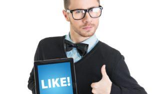 【LINE】タイムラインの投稿へのコメントやいいねの通知を設定する方法